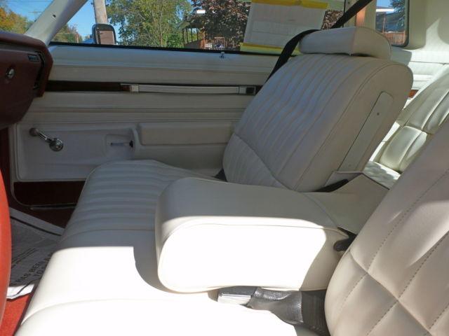 1977 buick regal base coupe 2 door 5 0l white w white vinyl interior for sale photos technical. Black Bedroom Furniture Sets. Home Design Ideas