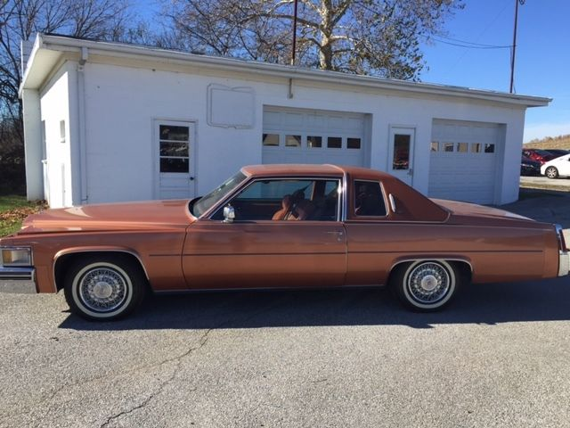 1977 Cadillac DeVille Hard Top
