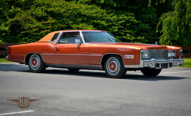 1977 cadillac eldorado original 27 520 miles for sale. Black Bedroom Furniture Sets. Home Design Ideas