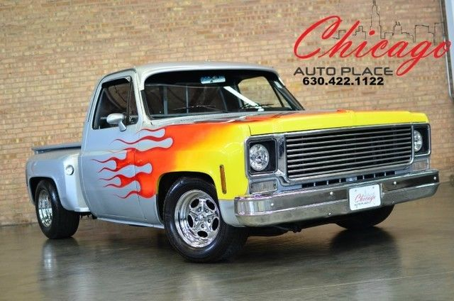 1977 Chevrolet Other Pickups Hot/Street Rod,Pro Street/Show Truck,Race Car,Hot Rod