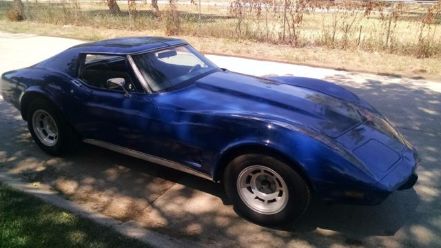 1977 Chevrolet Corvette Base Coupe 2-Door