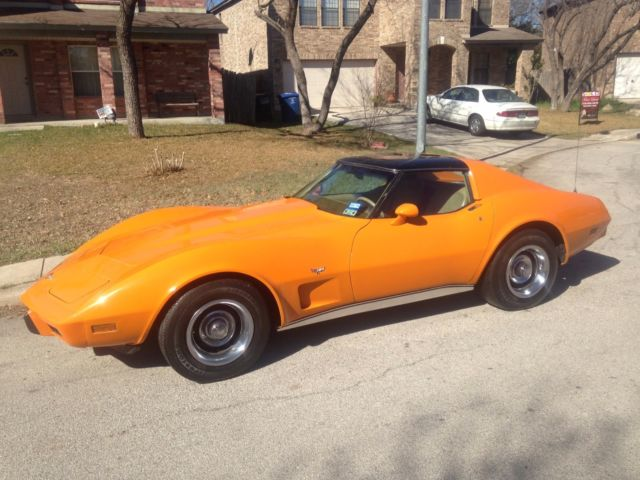 1977 Chevrolet Corvette 1ZY