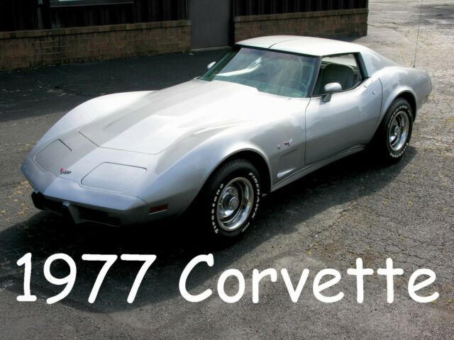 1977 Chevrolet Corvette - Numbers Matching - Low Miles