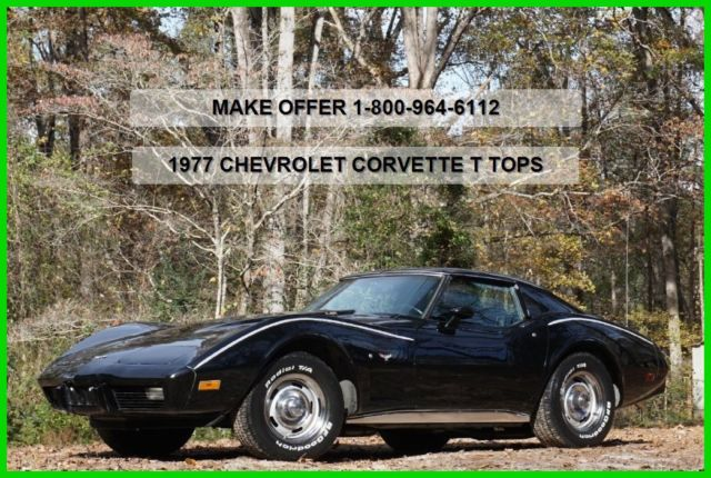1977 Chevrolet Corvette WE OFFER SHIPPING 1-800-964-6112