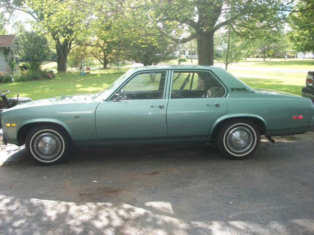 1977 CHEVROLET NOVA 4 DOOR ALL ORIGINAL LIKE NEW ONLY ...
