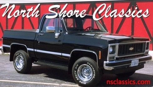 1977 Chevrolet Other Pickups BIG PRICE DROP-SUPER CLEAN-4X4-SEE VIDEO