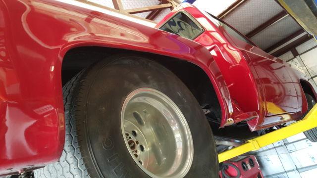 Street Rod Fuel Pump : Chevrolet pro street rod stepside pick up truck pump
