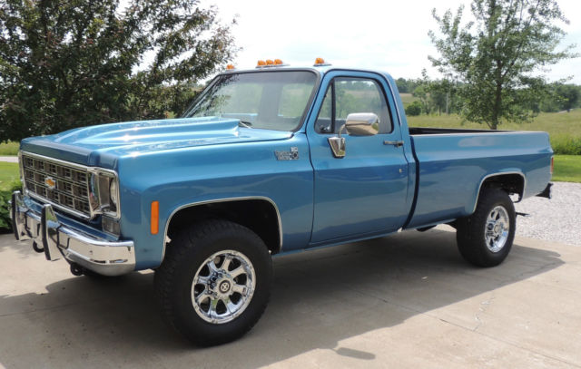 1977 Chevrolet Other Pickups Custom Deluxe 20