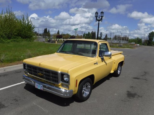 1977 Chevrolet Other Pickups Silverado