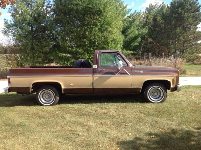 1977 Chevy C10 For Sale Photos Technical Specifications