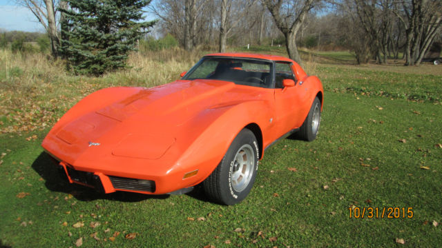 1977 Chevy Corvette 1974 1975 1976 1978 1979 1980 Stingray
