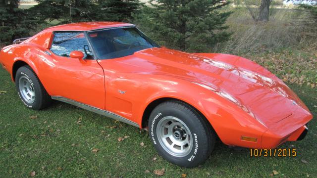 Chevy Corvette Stingray L L Rat Rod