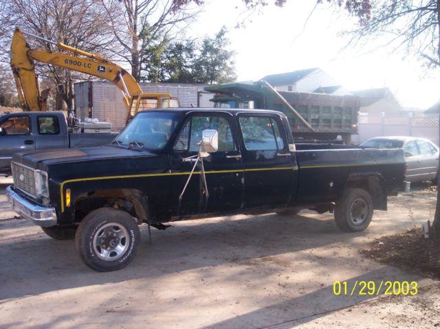 1979 Gmc 2500 Crew Cab For Sale Autos Post