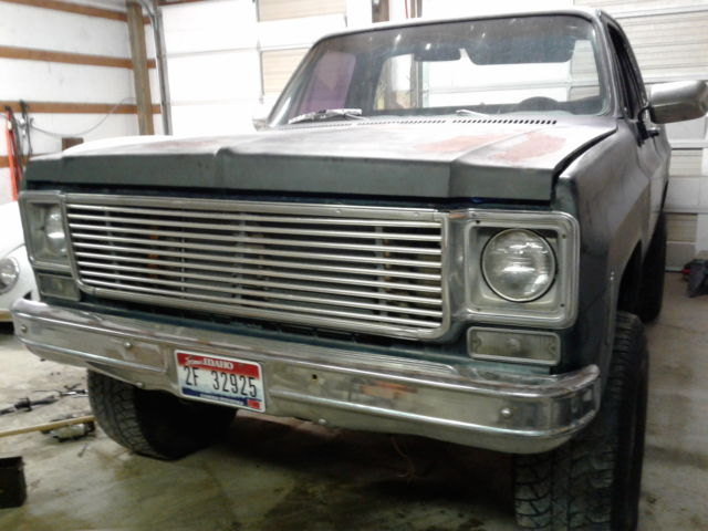 1977 Chevrolet Other Pickups
