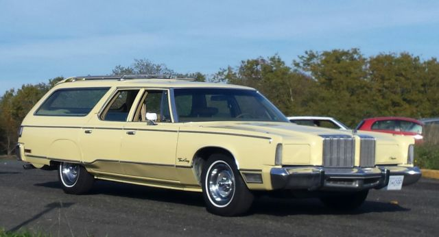 1977 Chrysler Town Amp Country Imperial New Yorker For Sale