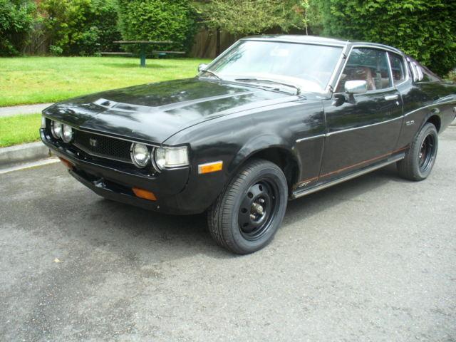1977 Toyota Celica For Sale: 1977 Classic Toyota Celica GT Liftback 5 Speed For Sale