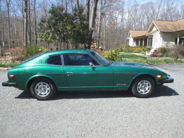 1977 Datsun 280z 2 2 Rust Free Arizona Car For Sale