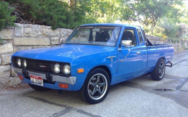 1977 Datsun 620 King Cab Custom Built Pickup For Sale Photos Technical Specifications Description