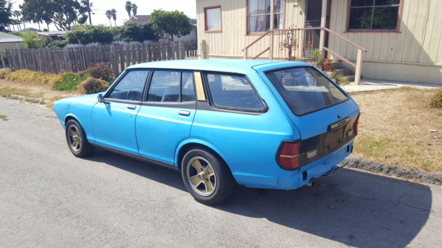 1977 Datsun Other Wagon