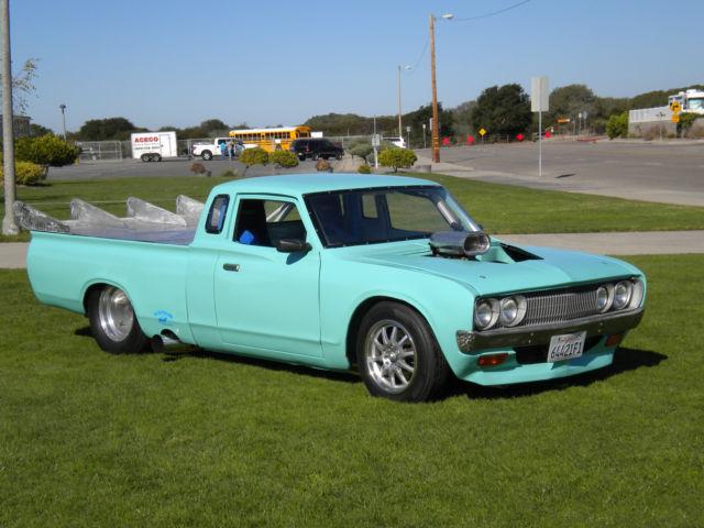 1977 Datsun Pro Street Truck For Sale Photos Technical
