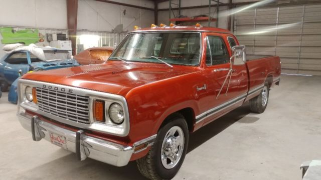 1977 Dodge Other Pickups SE