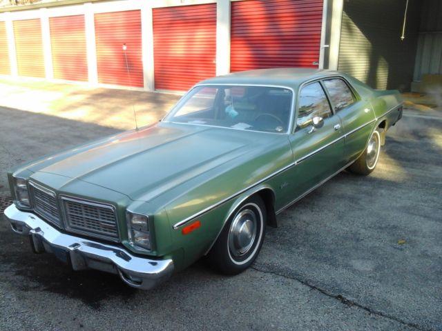 1977 Dodge Monaco base for sale: photos, technical