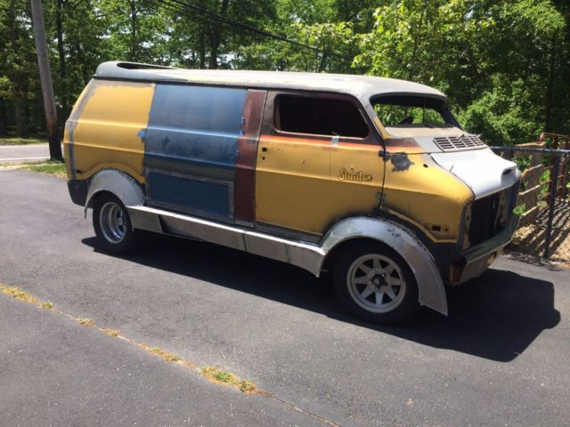 1977 Dodge Van Radical 70 S Custom For Sale Photos