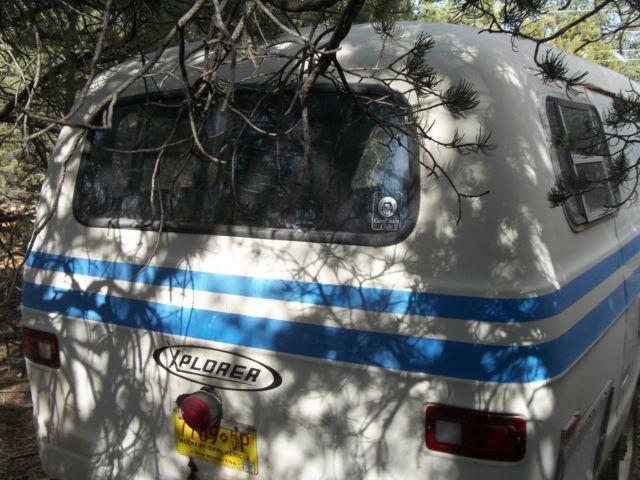 1972 Dodge Xplorer Motorhome