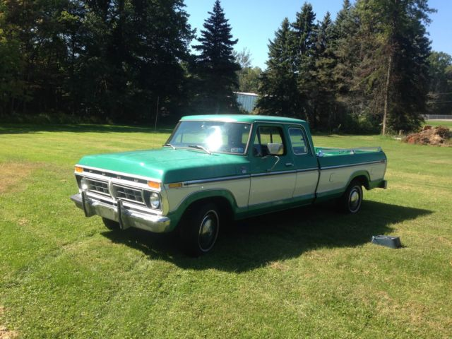 1977 f150 ranger xlt supercab for sale photos technical for Ford f150 paint job cost