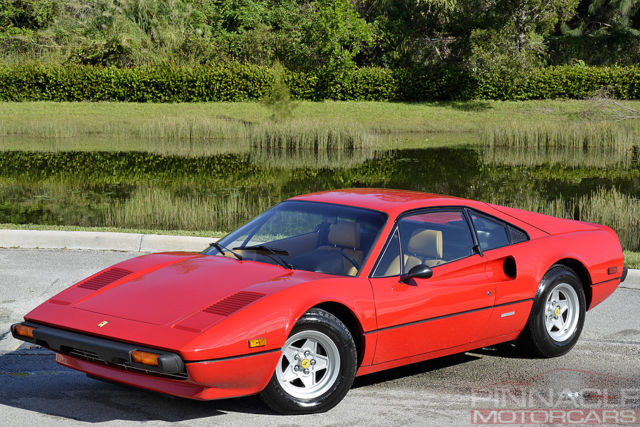 1977 Ferrari 308 GTB! Classiche Certified! Best Of The Best!
