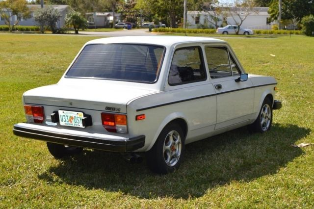 1977 Fiat 128 Coupe Rally For Sale Photos Technical