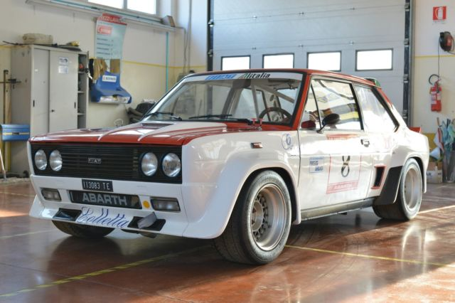 1977 Fiat Other 131 ABARTH RALLYE