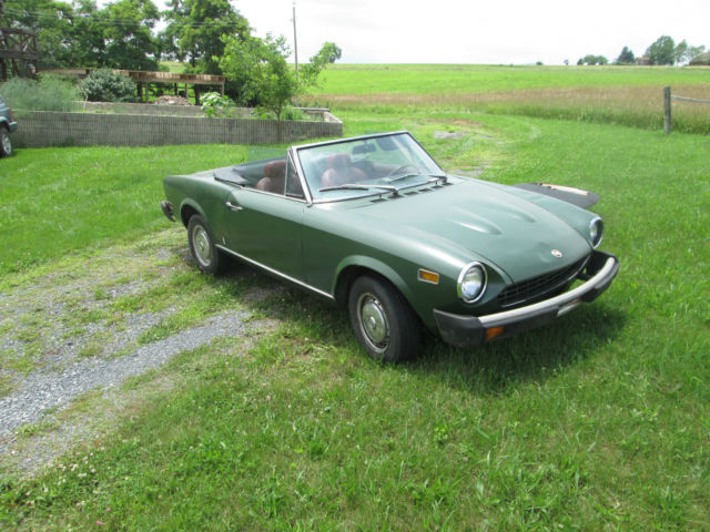 projects sold restorations river fiat skunk spider