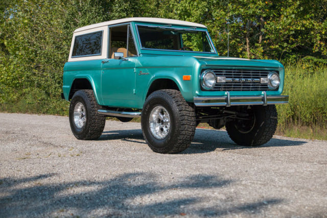 1977 ford bronco complete custom restoration nearly 90 000 invested. Cars Review. Best American Auto & Cars Review
