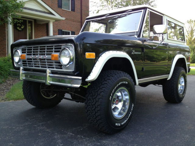 1977 ford bronco original barn find unrestored rare for sale photos. Cars Review. Best American Auto & Cars Review