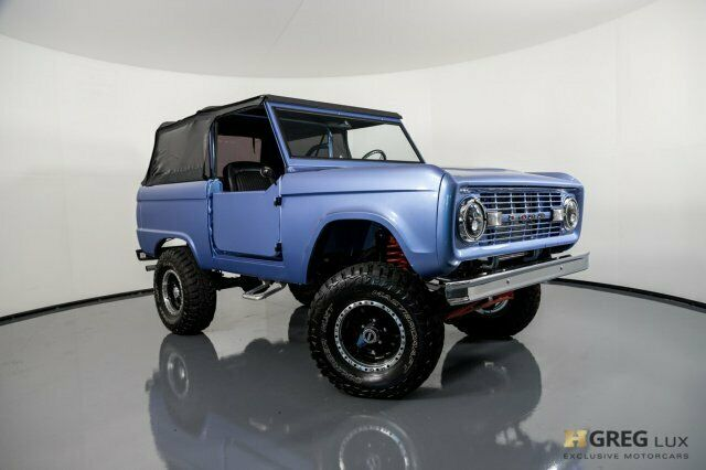 1977 Ford Bronco Truck