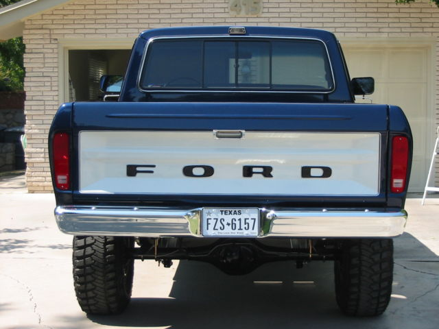 Ford F X Short Bed