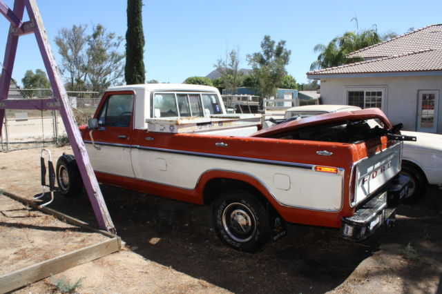 1977 Ford F-150 Base Cab & Chassis 2-Door