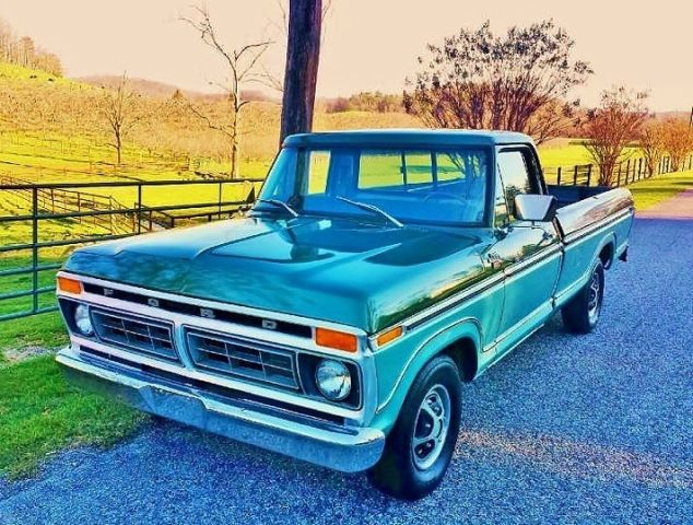 1977 ford f 150 ranger truck barn find classic stock original mint collector for sale. Black Bedroom Furniture Sets. Home Design Ideas