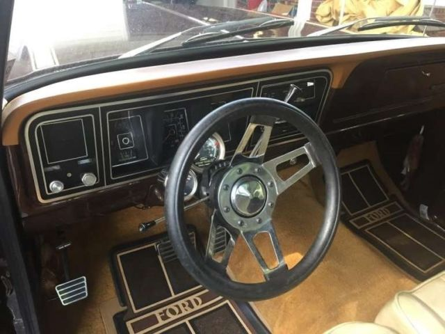 1977 ford f100 explorer 302 v8 gasoline engine 3 speed c4. Black Bedroom Furniture Sets. Home Design Ideas