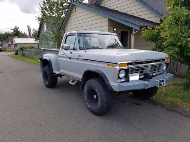 1977 Ford F-150 Flareside