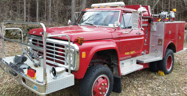 1977 Ford F-650