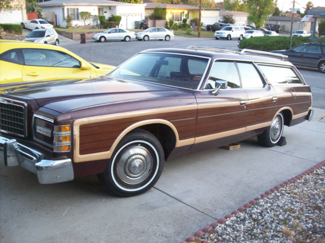 1977 Ford Other station wagon