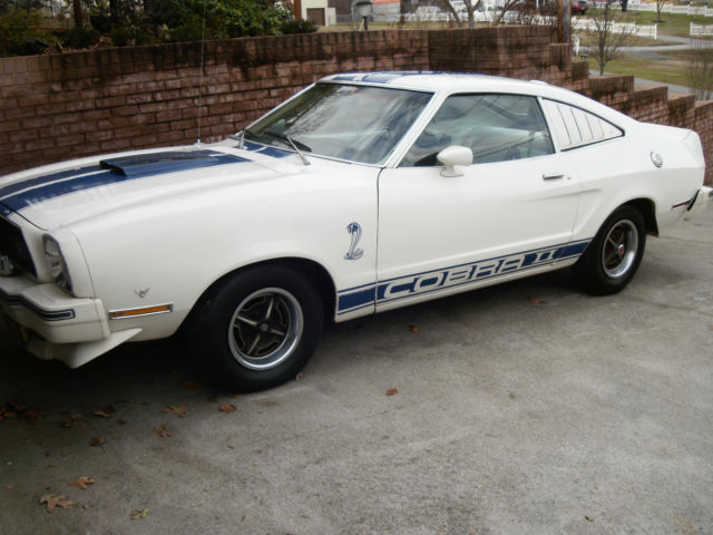 1977 ford mustang 3 door cobra 11 one owner for sale photos technical specifications. Black Bedroom Furniture Sets. Home Design Ideas