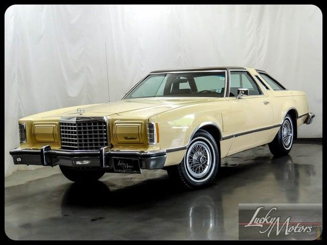 1977 Ford Thunderbird Coupe