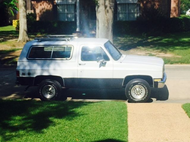 1977 GMC Jimmy High Sierra