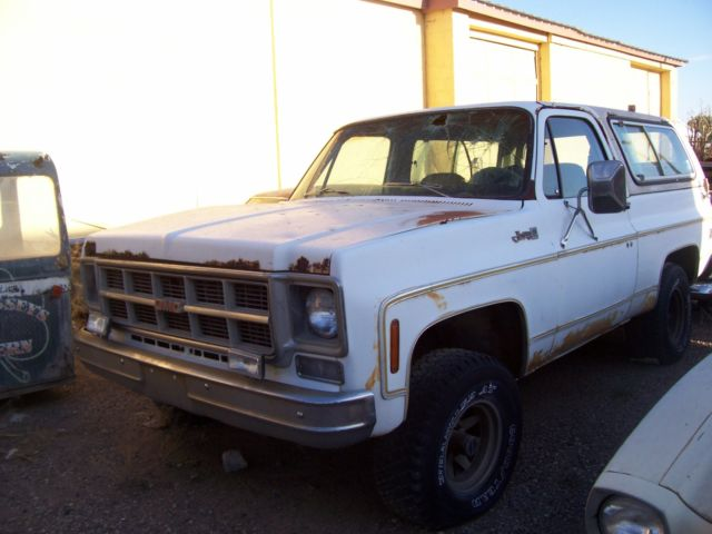 1977 GMC Jimmy