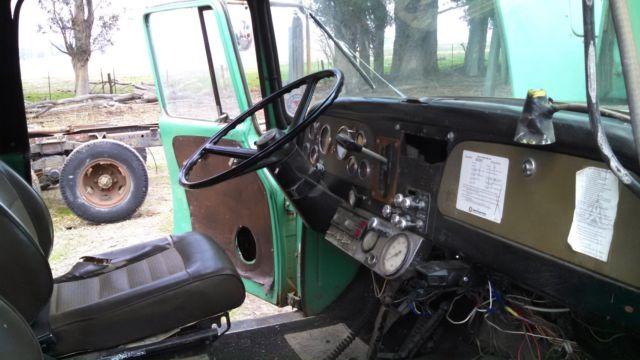 1977 International Loadstar 1700 4x4 Crew Cab For Sale