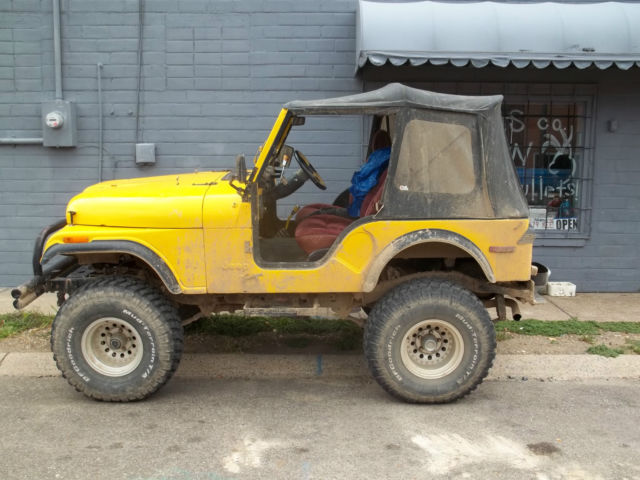 19770000 Jeep Other