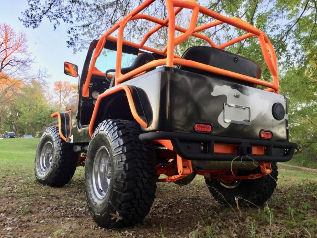 1977 Jeep Cj5 Custom For Sale Photos Technical
